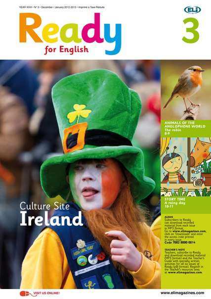 Ready For English No. 3  December 2012/January 2013