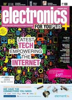 Electronics For You Plus – January 2016