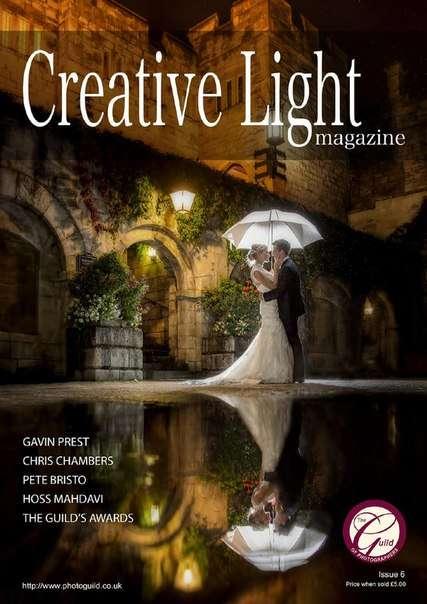 Creative Light Magazine Issue 6 – 2015