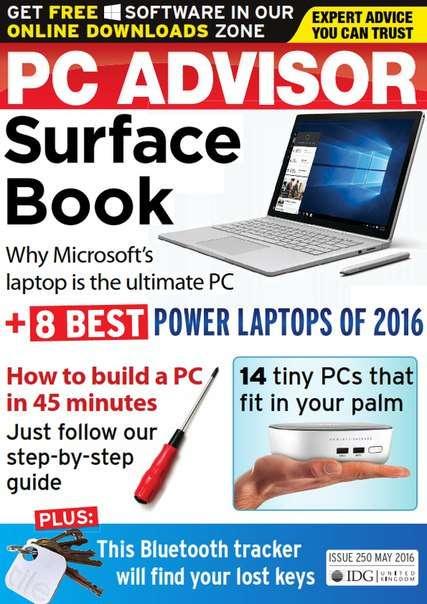 PC Advisor – May 2016