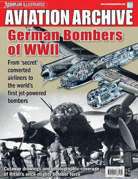 Aviation Archive – German Bombers of WWII