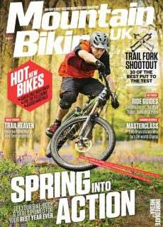 Mountain Biking UK – April 2016