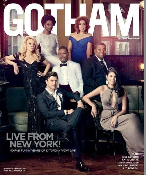 Gotham – Spring 2015