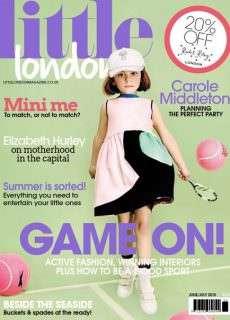 Leonora's Little London Column June/July 2015