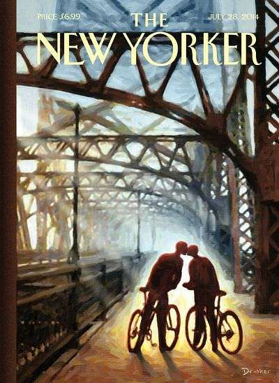 The New Yorker – 28 July 2014