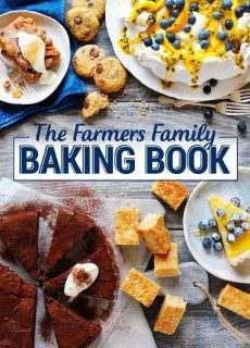 Devondale Farmers Family Baking Cookbook