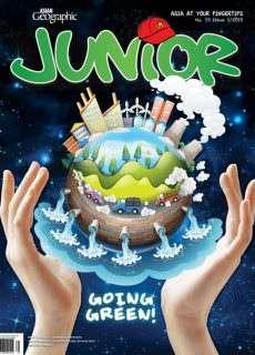 Asian Geographic Junior Issue 3 2015