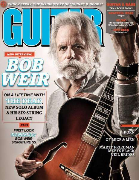 Guitar World December 2016