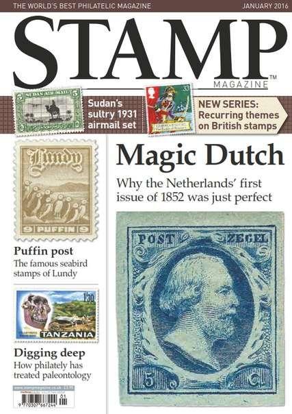 Stamp Magazine – January 2016