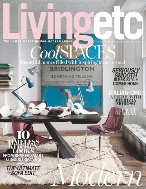 Living Etc – October 2015
