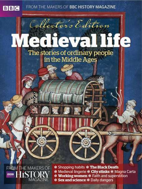 BBC History – Medieval Life 2016
