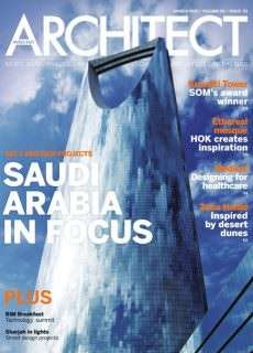 Middle East Architect – March 2015