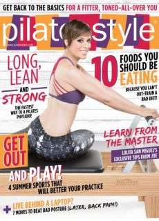 Pilates Style – May/June 2015