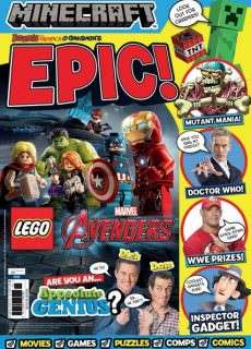 Epic Magazine – Issue 102, 2015