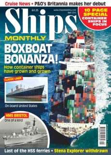 Ships Monthly – May 2015