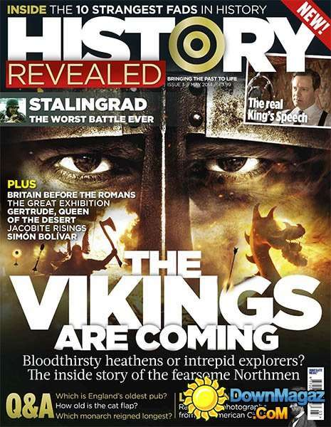 History Revealed Issue 3 – May 2014