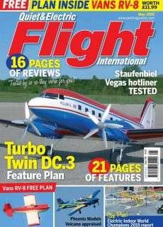 Quiet & Electric Flight Inter – May 2015