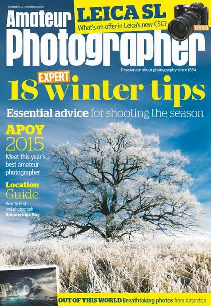 Amateur Photographer – December 12 2015