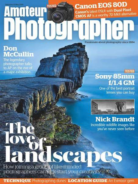 Amateur Photographer – May 21 2016
