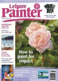 Leisure Painter – September 2015