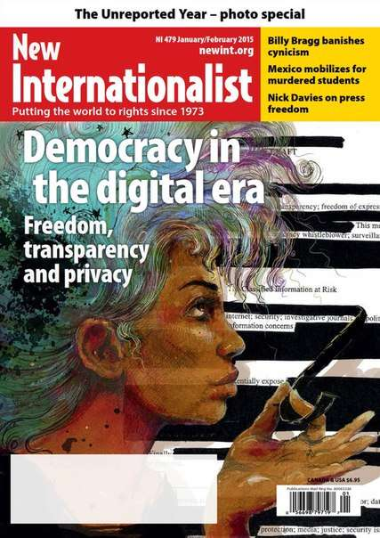 New Internationalist – February 2015 USA