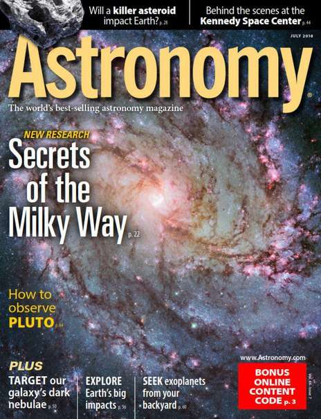 Astronomy – July 2016