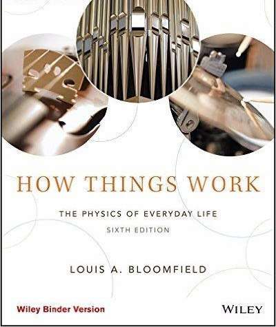 Louis A. Bloomfield – How Things Work, 6th Edition (2015)