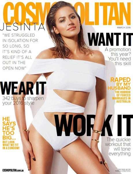 Cosmopolitan Australia – March 2016