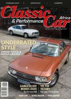 Classic and Performance Car Africa – February/March 2015