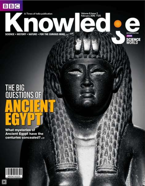 BBC Knowledge – February 2016