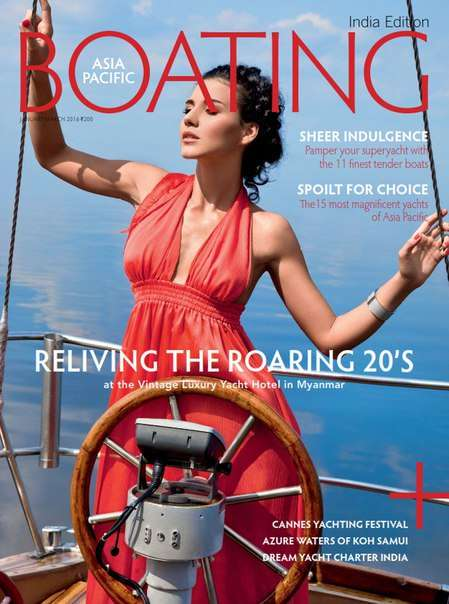 Asia-Pacific Boating IN – January/March 2016
