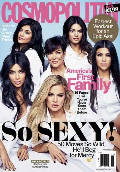 Cosmopolitan – November 2015 USA