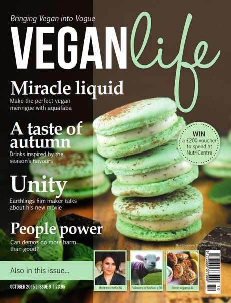 Vegan Life – October 2015