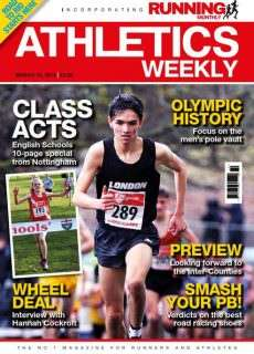 Athletics Weekly – 10 March 2016