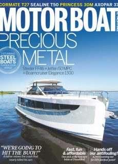 Motor Boat & Yachting – April 2016