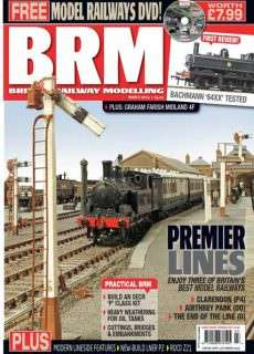 British Railway Modelling – March 2015