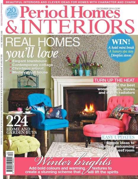 Period Homes U0026 Interiors December 2014