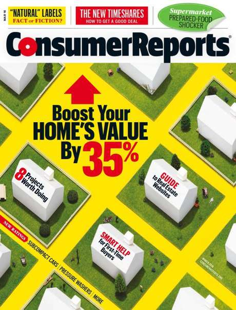 Consumer Reports – March 2016