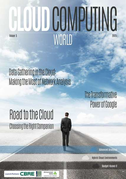 Cloud Computing World Magazine Vol 1 issue 5 – March 2015