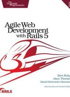 Agile Web Development with Rails 5 (2016)