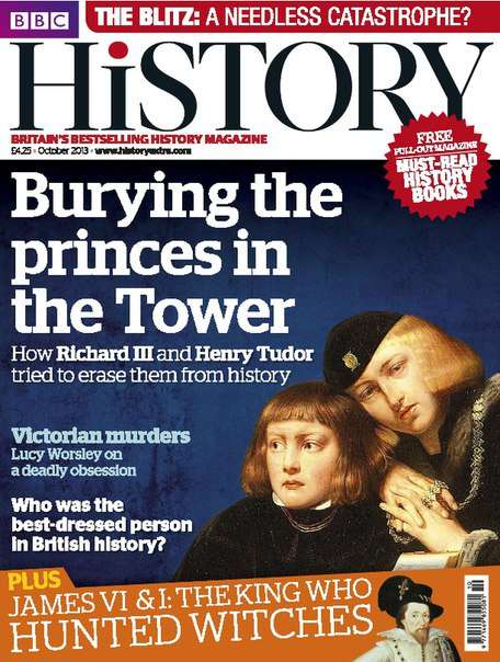 BBC History Magazine UK – October 2013
