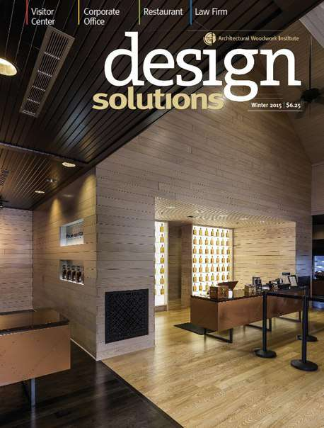 Design Solutions – Winter 2015
