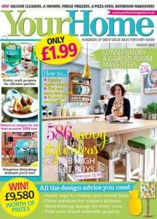 Your Home – August 2015 UK