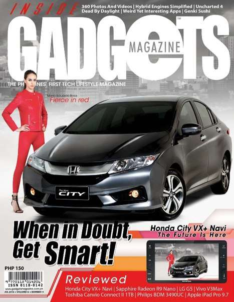 Gadgets Philippines – July 2016