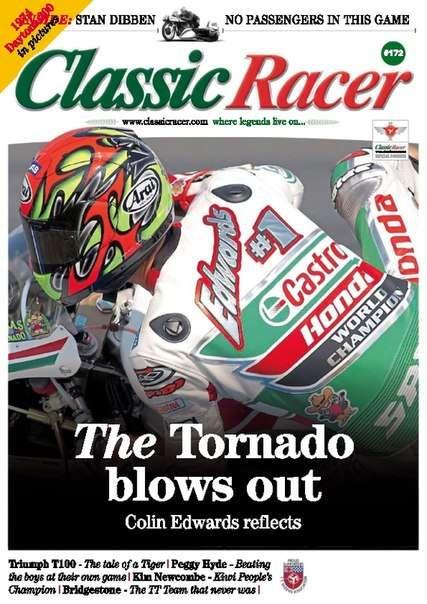 Classic Racer – March/April 2015