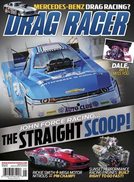 Drag Racer, Volume 19 No. 3 – May 2015