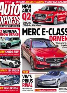 Auto Express – March 9, 2016