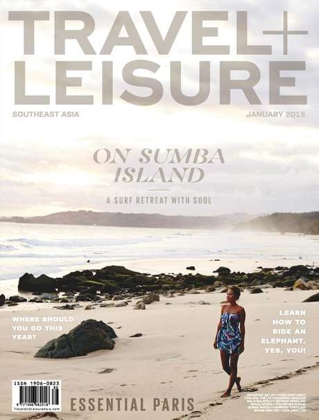 Travel  Leisure Southeast Asia – January 2015