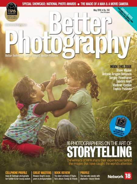 Better Photography – May 2016