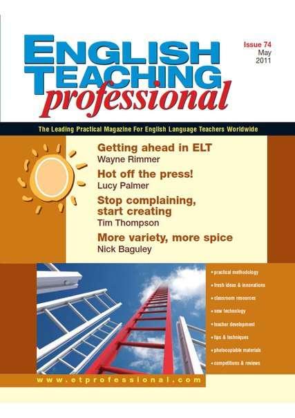 English Teaching Professional 74 may 2011